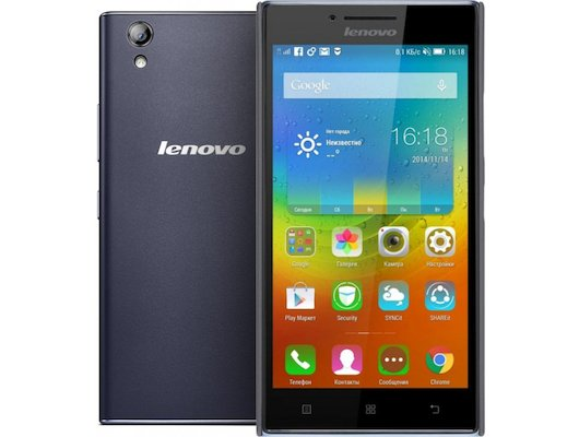 Смартфон LENOVO P70 Dark Blue