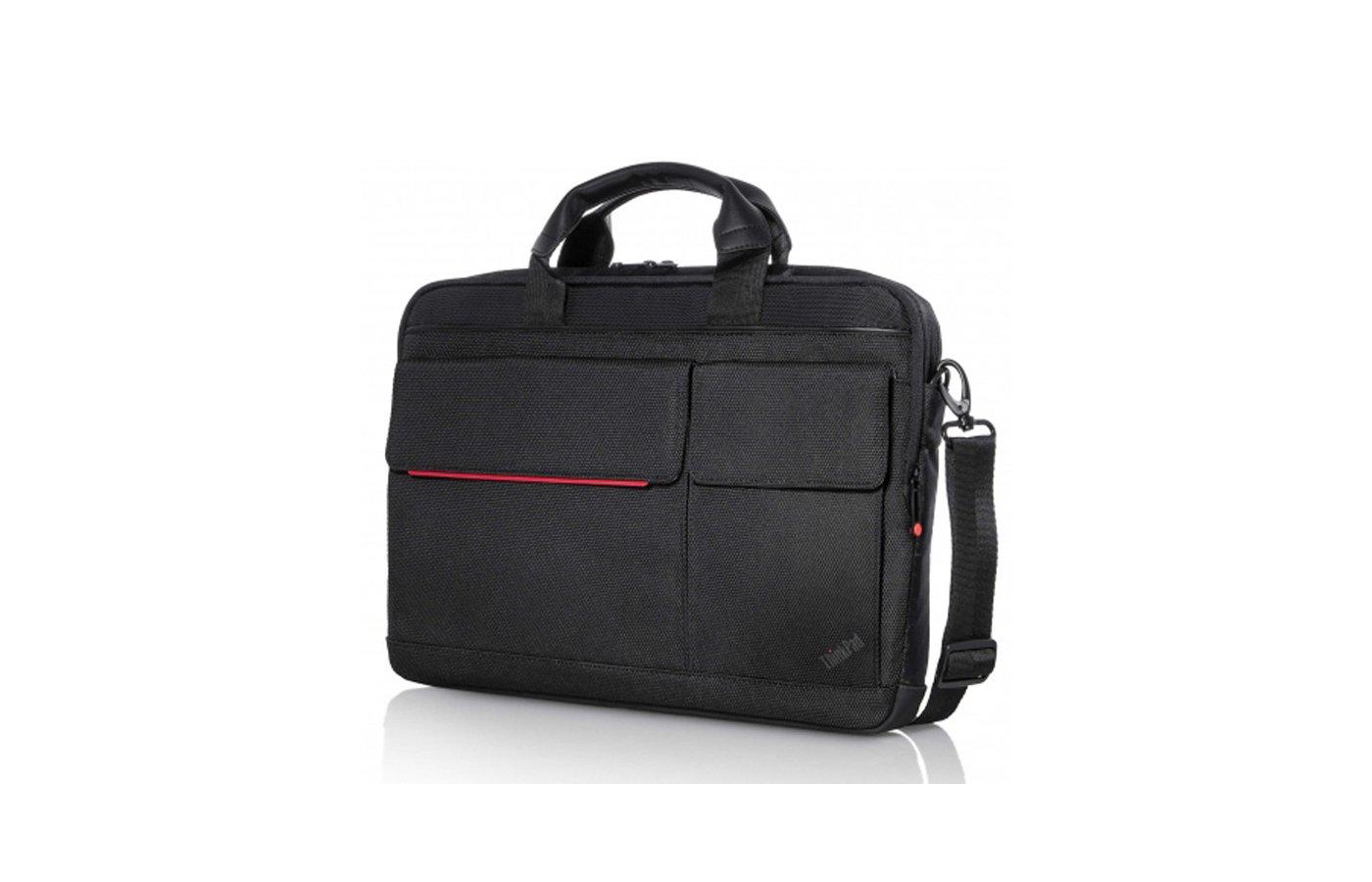 Кейс для ноутбука Lenovo ThinkPad Professional Slim Topload черный синтетика (4X40E77325)