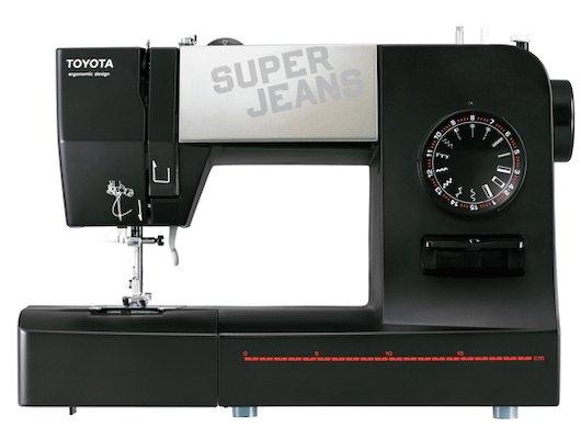 Швейная машина TOYOTA Super Jeans