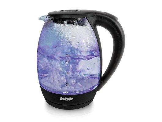 Чайник электрический  BBK EK1720G черный