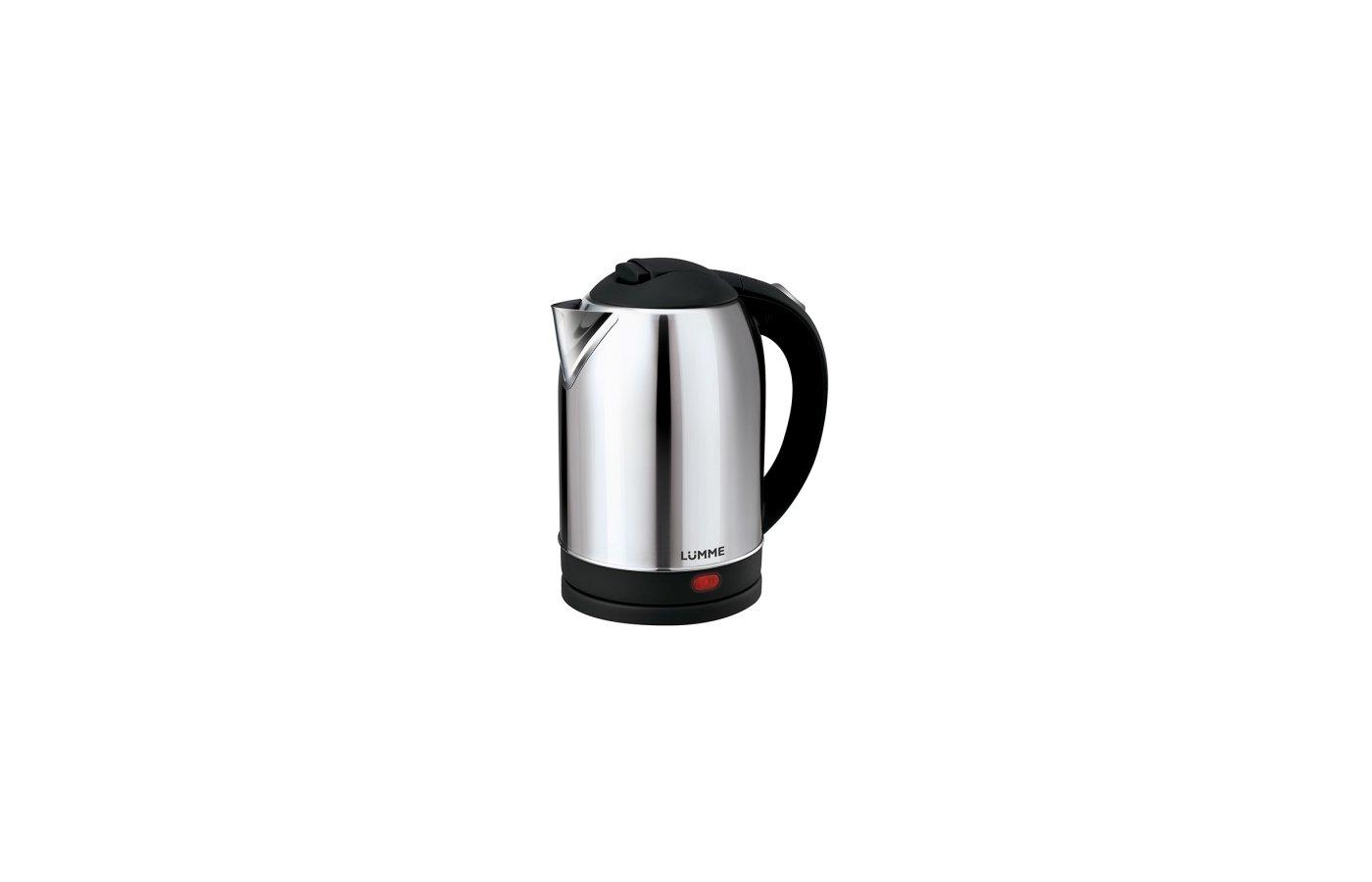 Чайник электрический  LUMME LU-217 черный алмаз