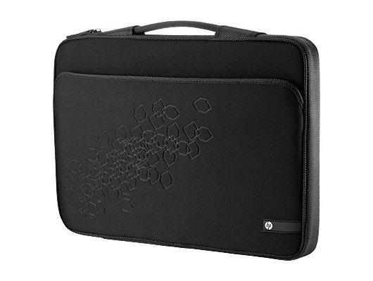 """Кейс для ноутбука HP для ноутбука 17.3"""" черный неопрен (LR378AA)"""