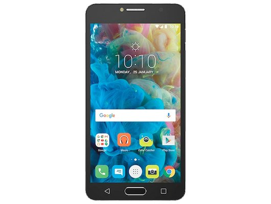 Смартфон Alcatel 5095K POP 4S Black/Grey