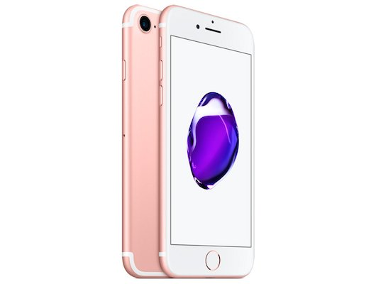 Смартфон Apple iPhone 7 128GB Rose Gold MN952RU/A