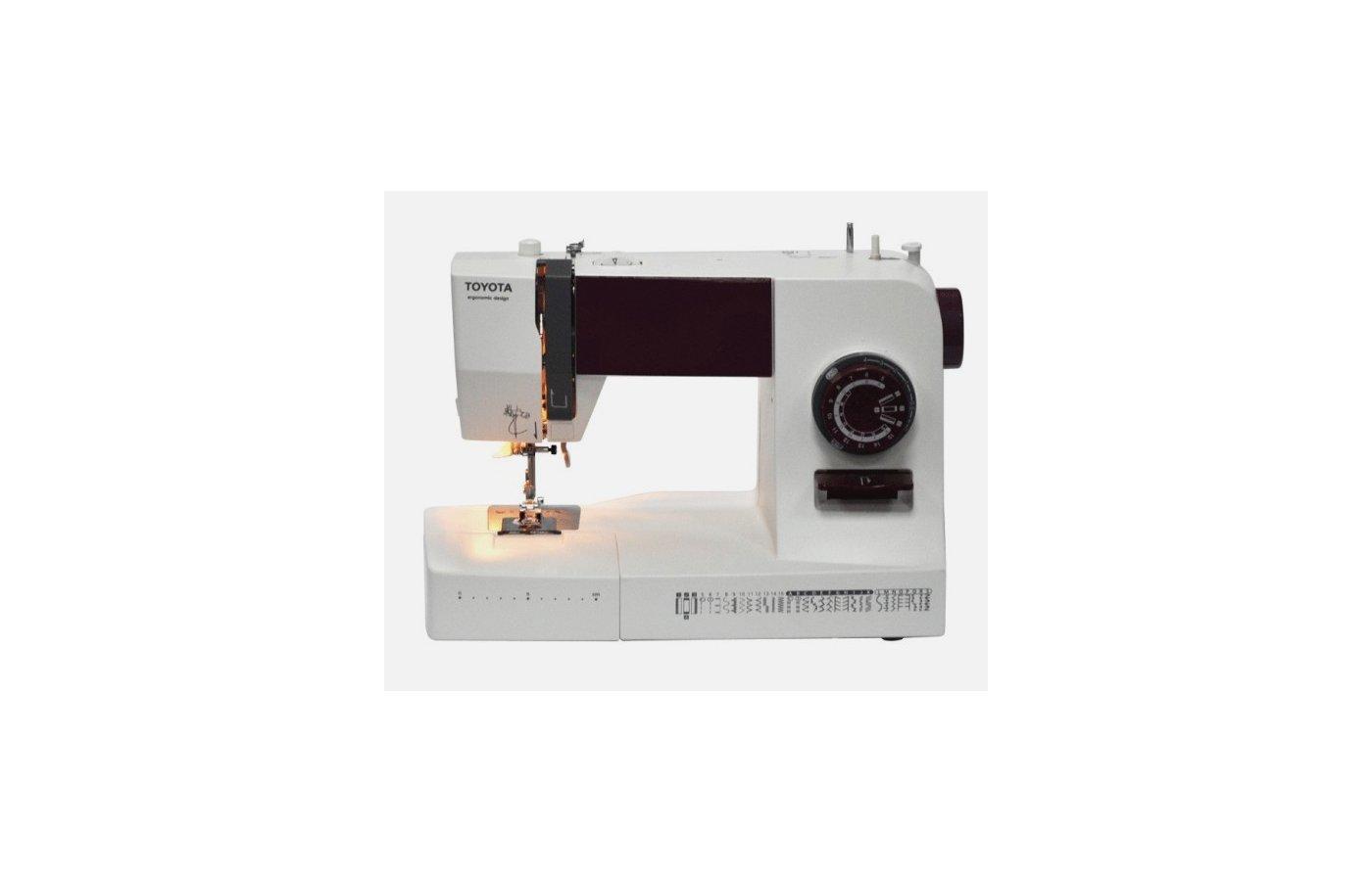 Швейная машина TOYOTA ERGO 34D
