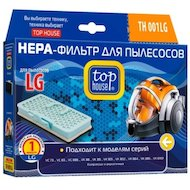 Фото Фильтр для пылесоса TOP HOUSE 392791 TH 001LG HEPA-Фильтр для пылесосов LG, 1 шт.