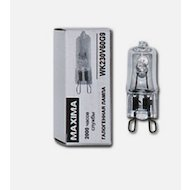 Фото Лампочки галогеновые MAXIMA WK230V60G9