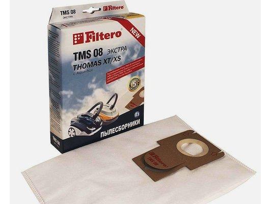 Пылесборники FILTERO TMS 08 Экстра