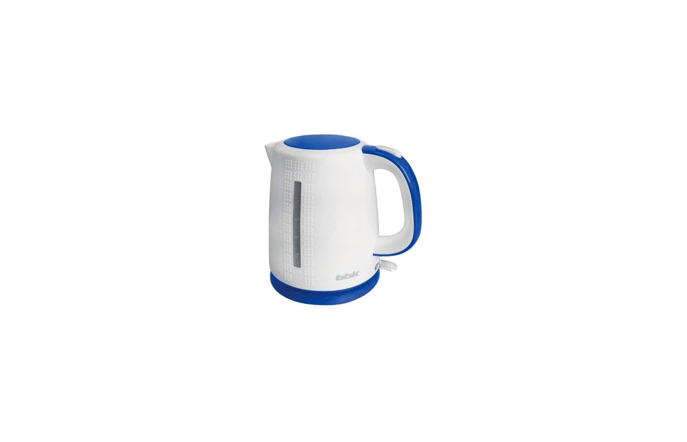 Чайник электрический  BBK EK1730P бел/гол