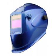 Маска сварщика FoxWeld Корунд-2 синяя светофильтр Маска сварщика