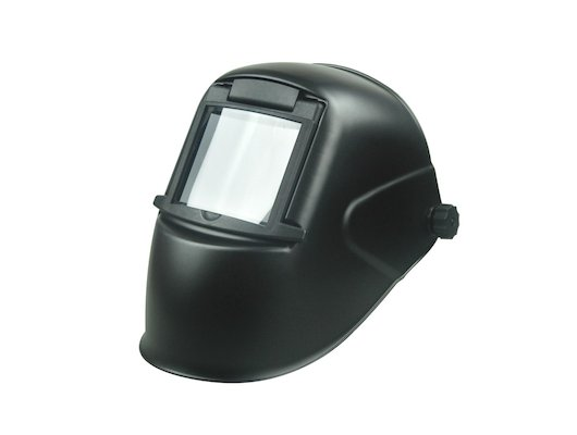 Сварочный аппарат FoxWeld ГЛАДИАТОР черная с откидным стеклом С5 Маска сварщика