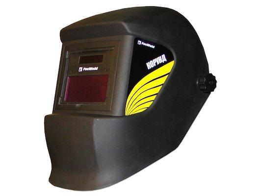Сварочный аппарат FoxWeld Корунд черная Маска сварщика без коробки