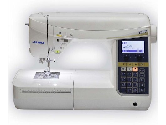 Швейная машина JUKI HZL DX-7