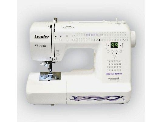 Швейная машина LEADER 775E со столиком