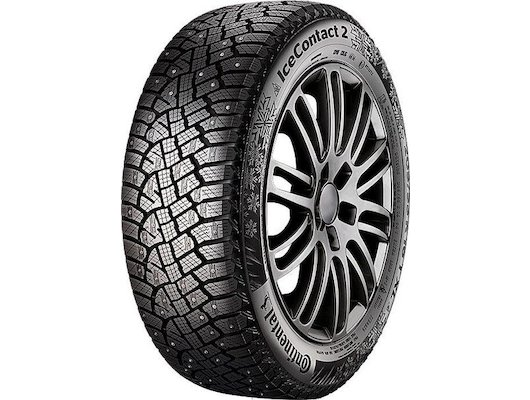 Шина Continental ContiIceContact2 SUV FR 235/60 R18 TL 107T XL шип