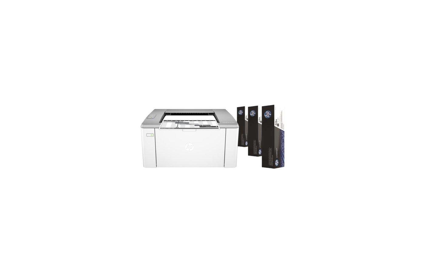 Принтер HP LaserJet Ultra M106w /G3Q39A/