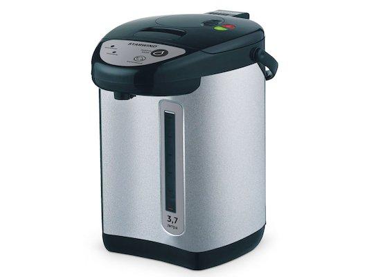 Чайник электрический  StarWind STP 5176 черный/серебристый