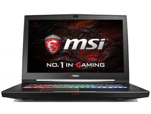 Ноутбук MSI GT73VR 6RE(Titan SLI 4K)-059RU /9S7-17A111-059/