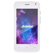 Смартфон Digma A400 3G Linx 4Gb White