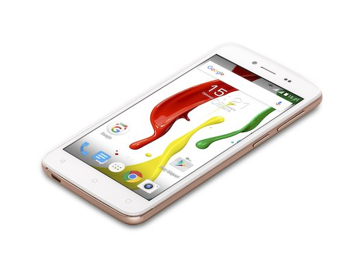 Смартфон Fly FS505 Nimbus 7 White
