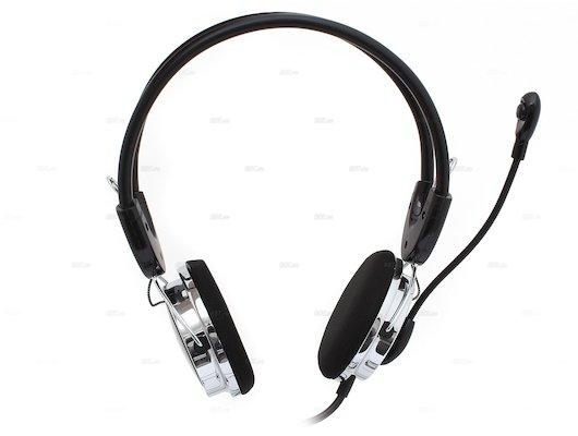 Наушники с микрофоном проводные SVEN AP-525MV