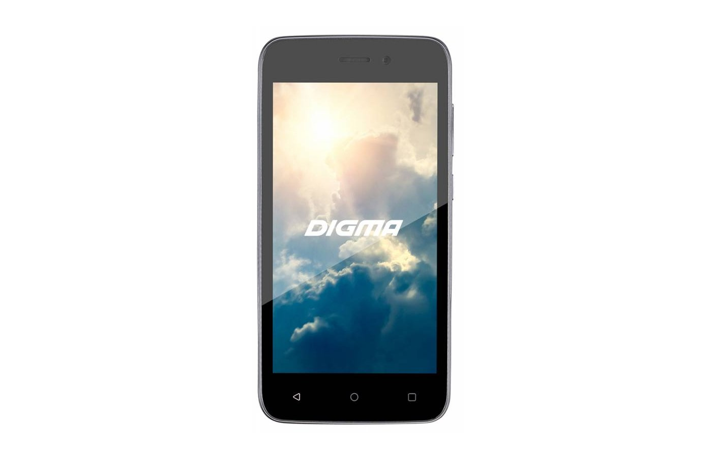 Смартфон Digma G450 3G VOX 8Gb black