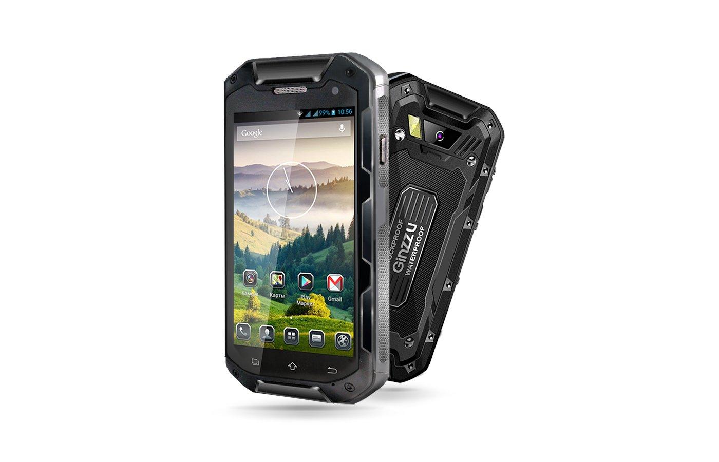 Смартфон Ginzzu RS93D