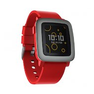 Фото Смарт-часы Pebble Time красные