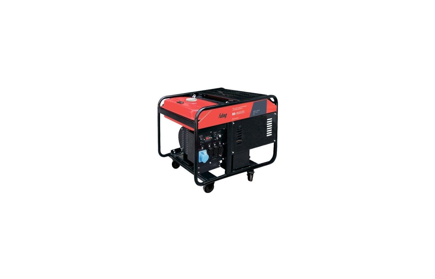 Генератор FUBAG BS 9500 ES