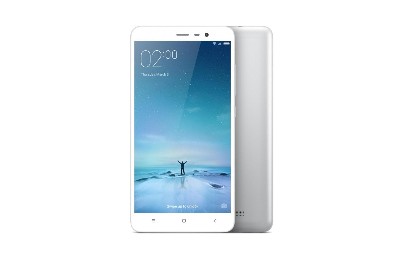 Смартфон Xiaomi Redmi Note 3 Pro Silver 32GB
