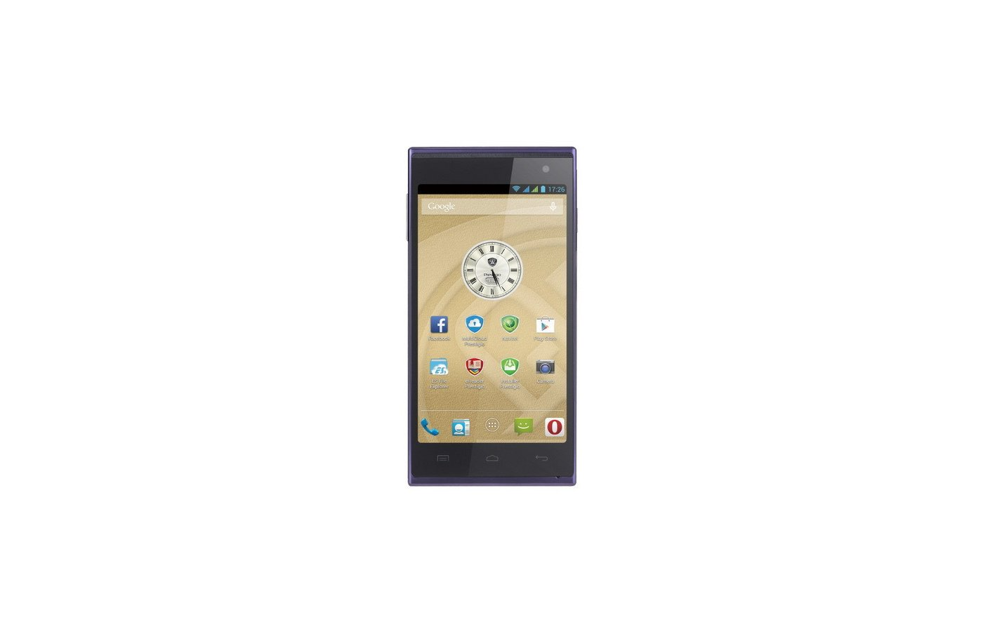 Смартфон PRESTIGIO MultiPhone PAP5506 DUO Blue