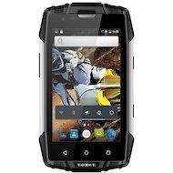 Смартфон TeXet TM-4083 черный-желтый