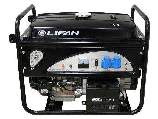 Генератор LIFAN 5GF-4