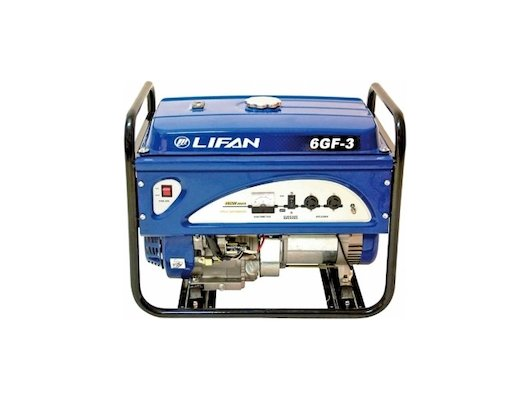 Генератор LIFAN 6GF-4