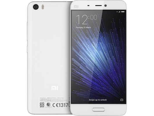 Смартфон Xiaomi Mi 5 White 32GB