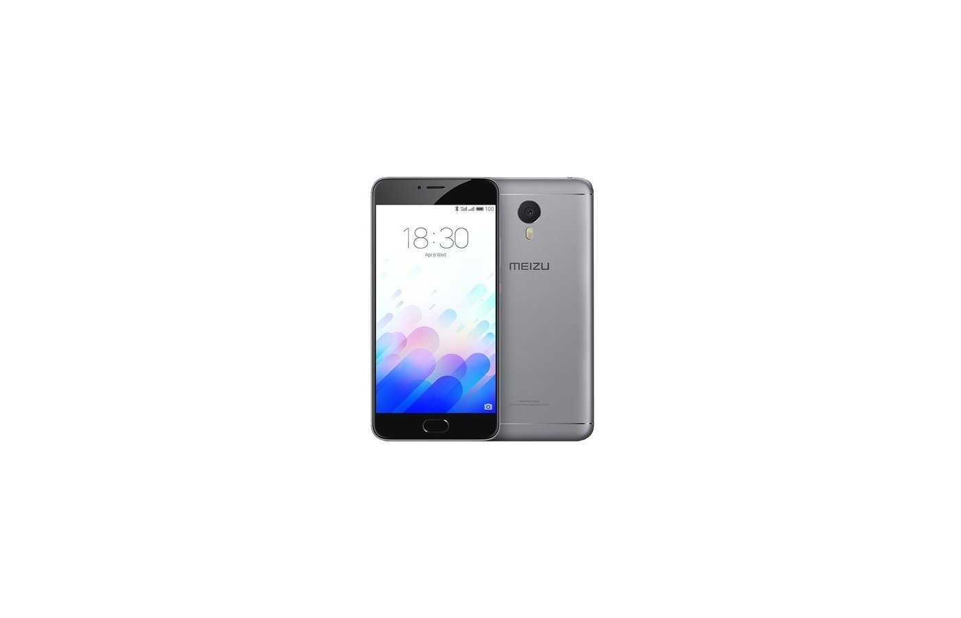 Смартфон ююMeizu M3 mini 16Gb grey