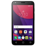 Смартфон Alcatel 5010D PIXI 4 (5) 3G Black/Black