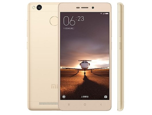 Смартфон Xiaomi Redmi 3S Gold 32GB