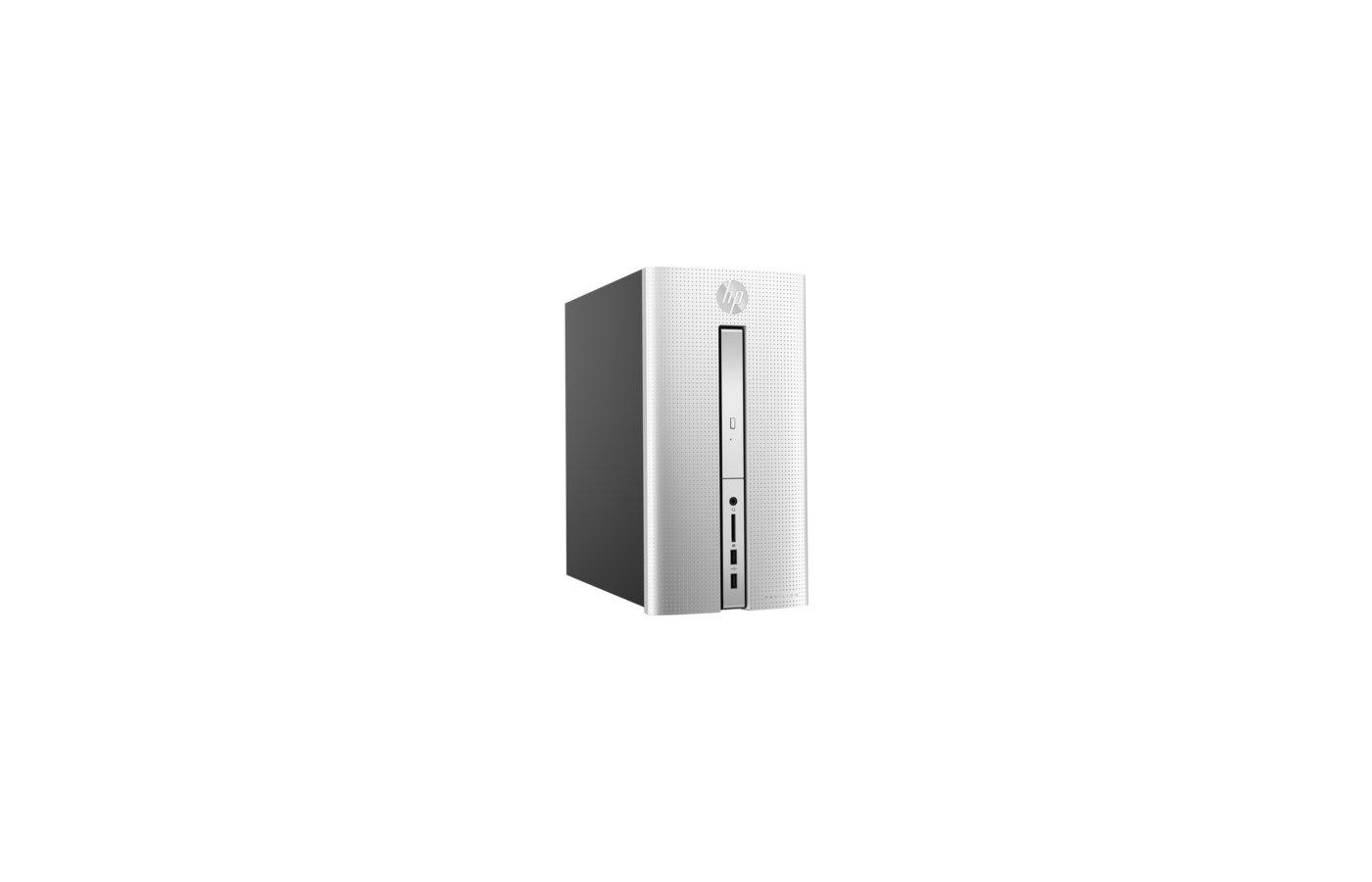 Системный блок HP Pavilion 510 510-p112ur /Z0J91EA/