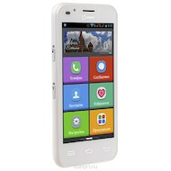 Фото Смартфон SENSEIT L301 White