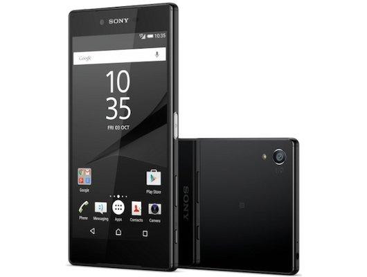 Смартфон SONY Xperia Z5 Premium Black