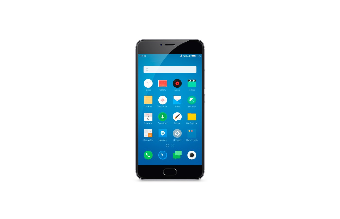 Смартфон Meizu M3 Note 32Gb grey black