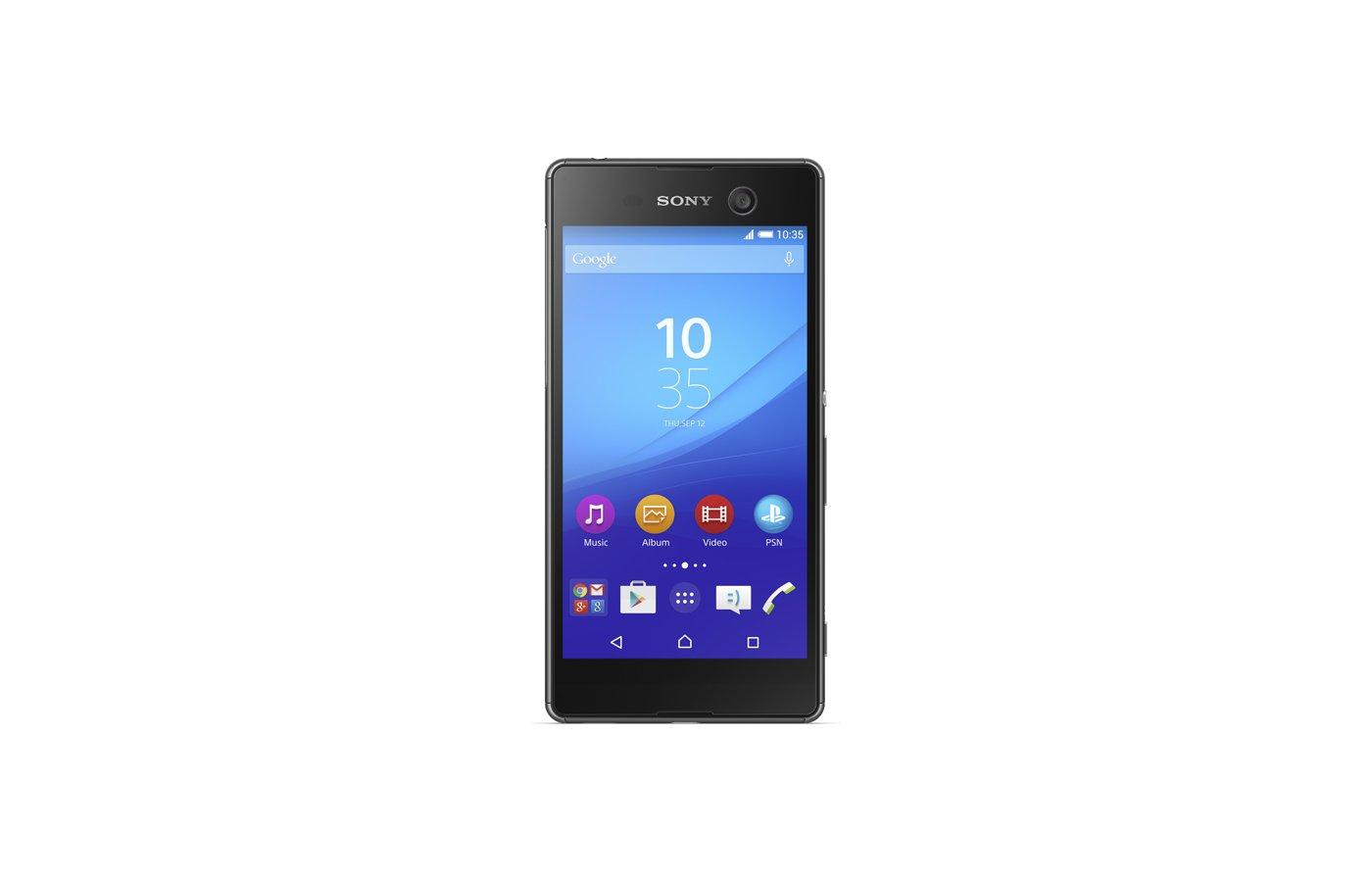 Смартфон SONY Xperia M5 Black