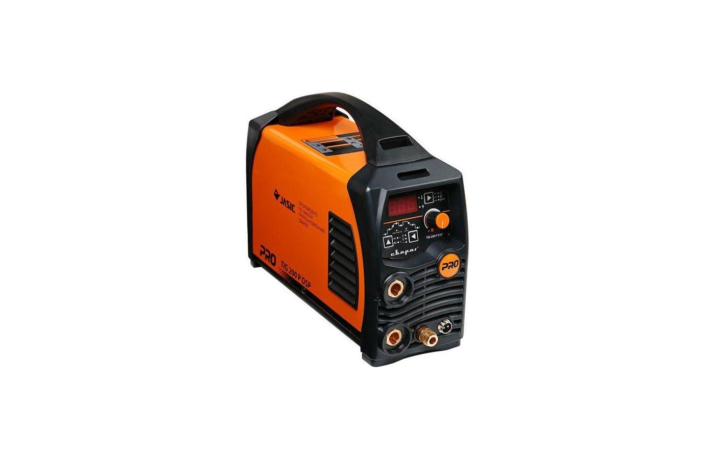 Сварочный аппарат Сварог PRO TIG 200 P DSP PRO (W212)
