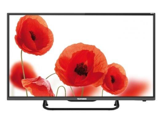 LED телевизор Telefunken TF-LED32S37T2 black