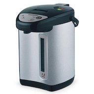 Чайник электрический  StarWind STP 4176 черный/серебристый