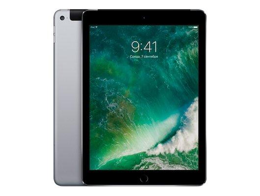 Планшет Apple iPad Air 2 WiFi + Cellular 32GB (MNVP2RU/A) Space Grey