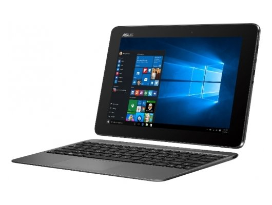 Планшет ASUS T100HA-FU002T (10.1) Transformer /90NB0748-M04050/ intel X5-Z8500/32Gb/Win10/Grey