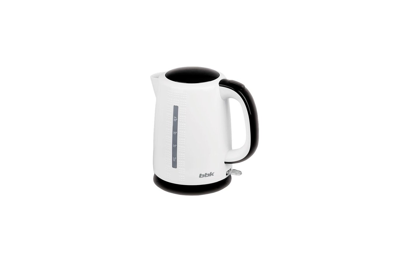 Чайник электрический  BBK EK1730P бел/черн