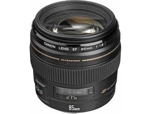 Объектив Canon EF 85mm f/1.8 USM (2519A012)